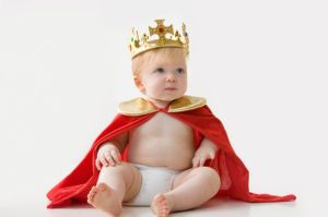 David Cameron will puff out his red cheeks for a royal baby-1512782
