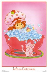 This is the Strawberry Shortcake I remember.