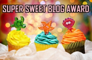 I'm drooling just looking at this blog award!