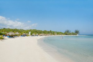 I can't wait to have my toes in the sand on this beach!