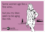 funny aging